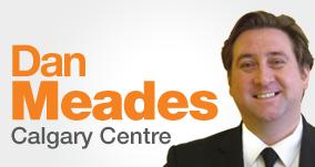 Dan Meades. Calgary-Centre.