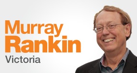 Murray Rankin. Victoria.